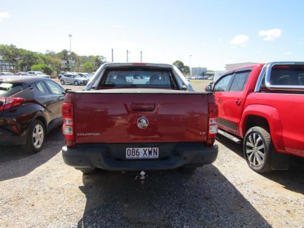 2014 Holden Colorado RG MY14 LX Utility