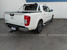 2016 Nissan Navara D23 ST-X Utility
