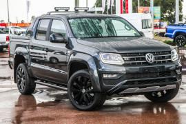 Volkswagen Amarok V6 Highline Black 580 2H