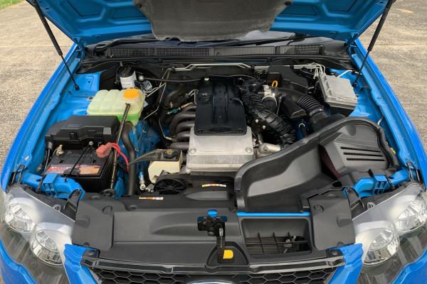 2010 Ford Falcon FG XR6 Sedan Image 3