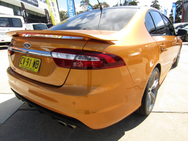2015 Ford Falcon FG X XR8 Sedan