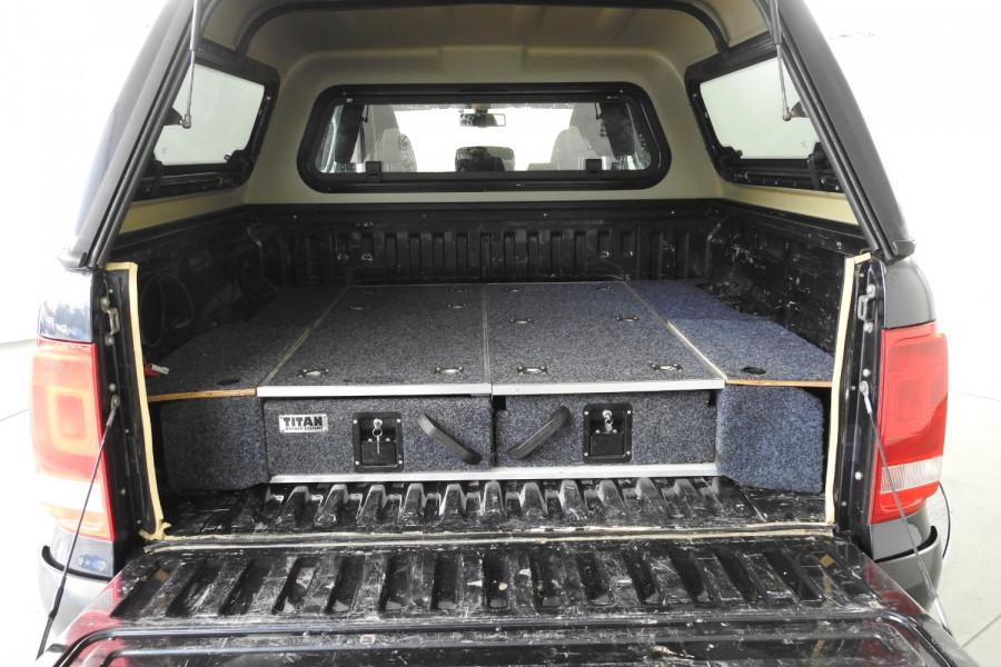 2014 Volkswagen Amarok 2H MY14 TDI420 Utility Image 6