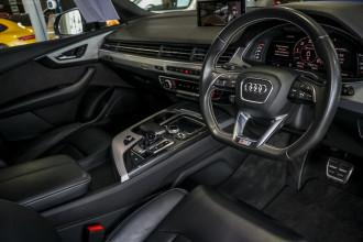 2017 Audi Sq7 4M MY17 TDI Suv Image 5