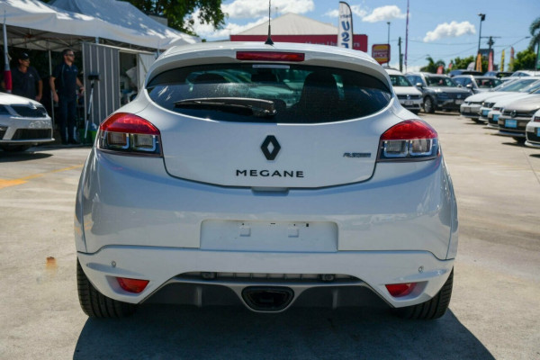 2011 Renault Megane III D95 R.S. 250 Cup Trophee Coupe