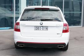 2014 MY15 Skoda Octavia NE MY15 RS Wagon Image 5