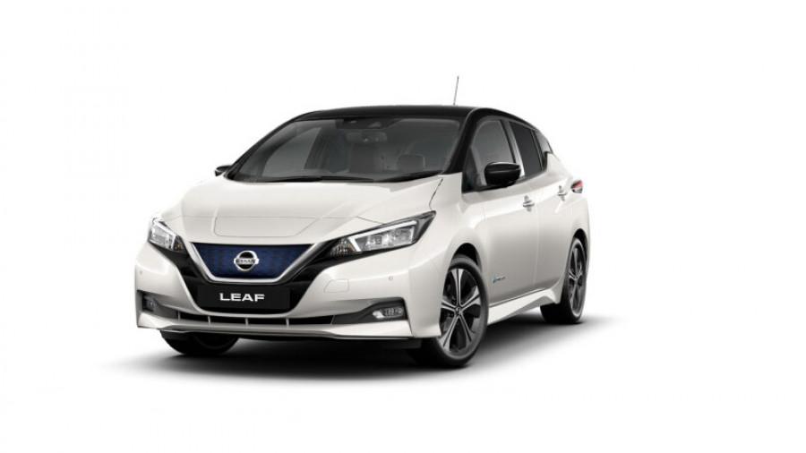 2020 Nissan LEAF ZE1 LEAF Hatchback Image 2