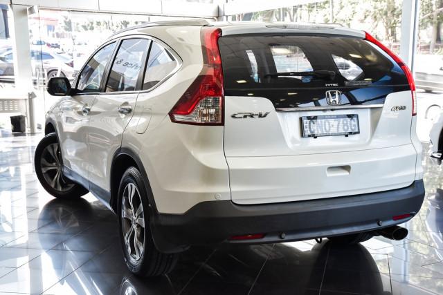 2013 Honda CR-V RM VTi-L Suv Image 2