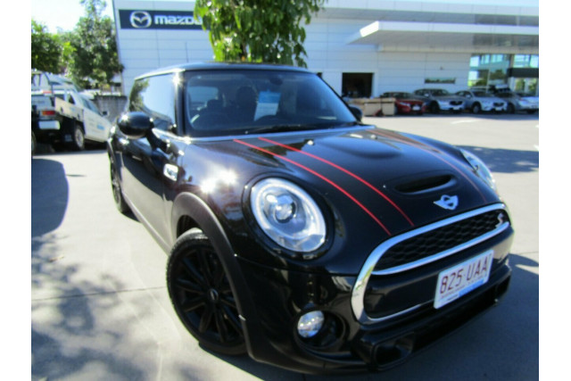 2015 Mini Hatch F56 Cooper S Hatchback