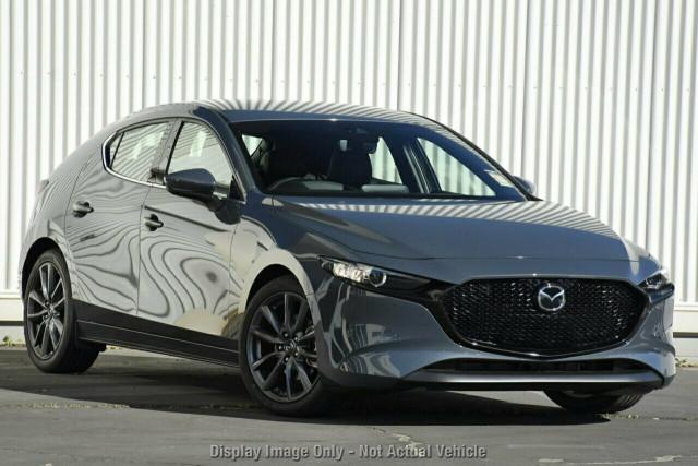 2021 Mazda 3 BP G25 GT Hatchback