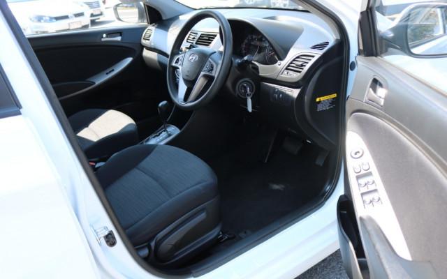 2016 Hyundai Accent RB3 MY16 ACTIVE Hatchback