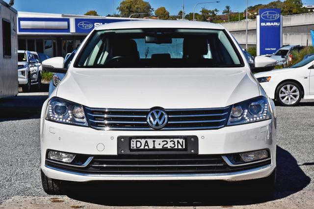 2014 Volkswagen Passat MY15