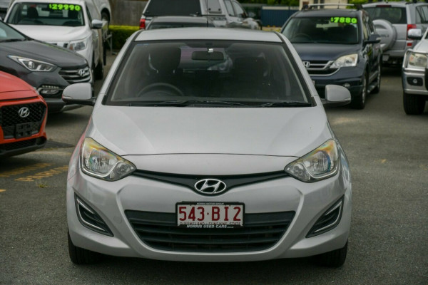 2013 Hyundai i20 PB MY13 Active Hatchback Image 2