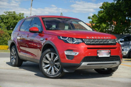 Land Rover Discovery Sport HSE Luxury L550 17MY