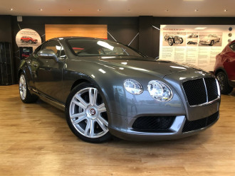 Bentley Continental GT V8 3W MY13