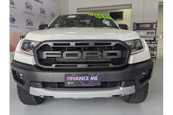 2019 Ford Ranger PX MKIII 2019.00MY RAPTOR Utility Image 3