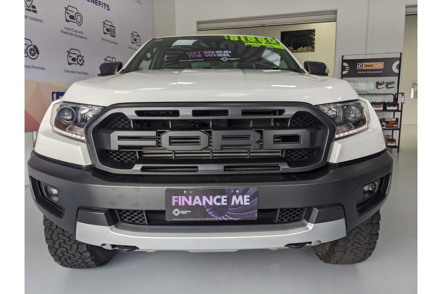 2019 Ford Ranger PX MKIII 2019.00MY RAPTOR Utility