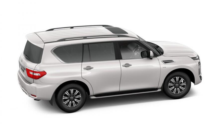 2020 Nissan Patrol Y62 Series 5 Ti-L Suv Image 15