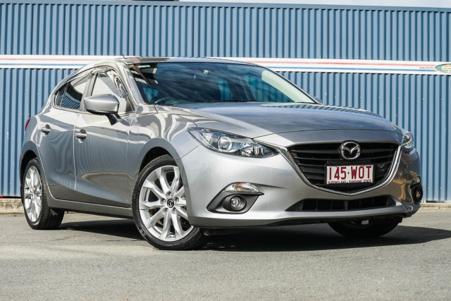 2016 Mazda 3 BM Series SP25 Hatchback