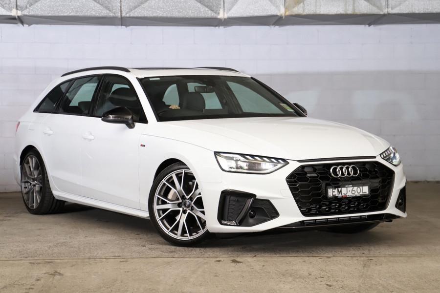 2020 Audi A4 A