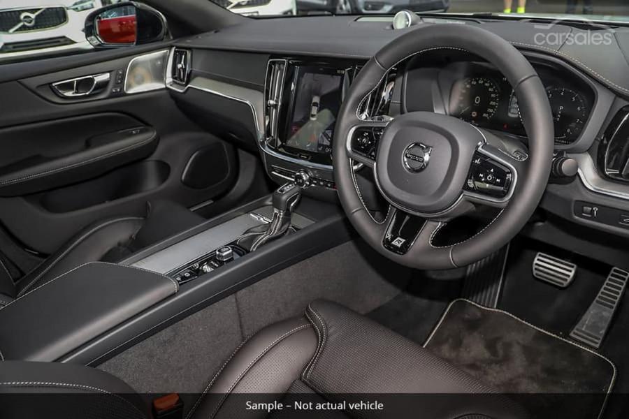 2021 Volvo S60 Z Series T5 R-Design Sedan Image 10