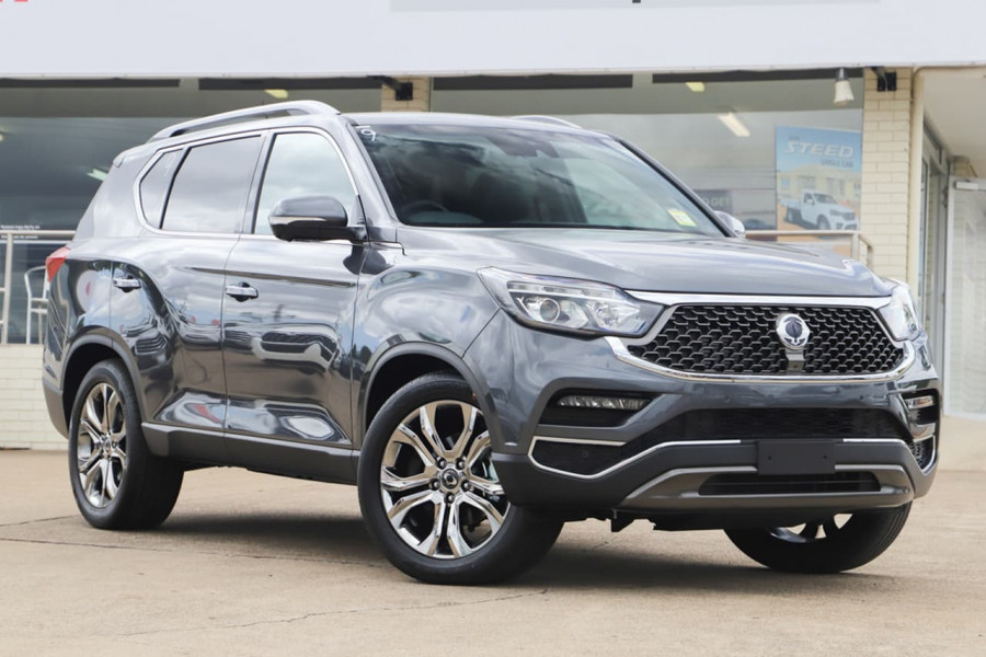2021 SsangYong Rexton Y450 Ultimate Suv Image 1