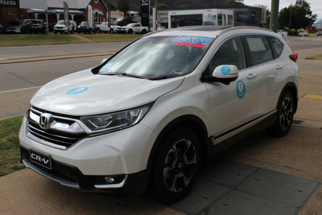 2019 Honda CR-V RW VTi-L7 2WD Other