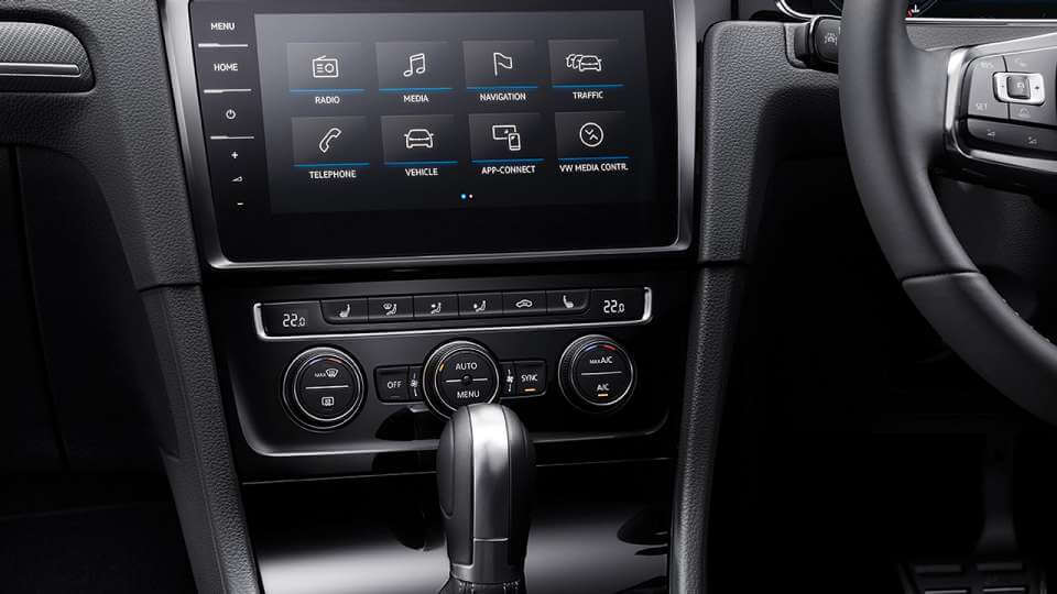 Dual-zone Climate Control Image