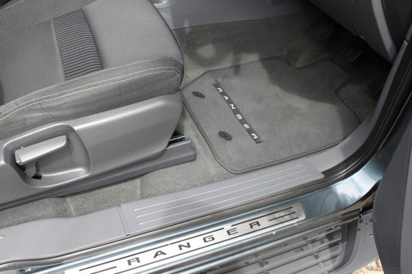 2015 Ford Ranger PX MkII XLT
