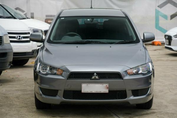 2012 Mitsubishi Lancer CJ MY12 ES Sportback Hatchback Image 3