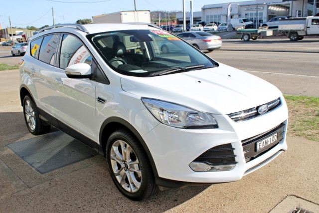 2015 MY16 Ford Kuga TF  Trend Wagon Image 4