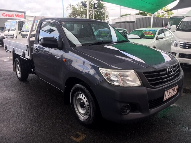 Toyota HiLux Workmate TGN16R
