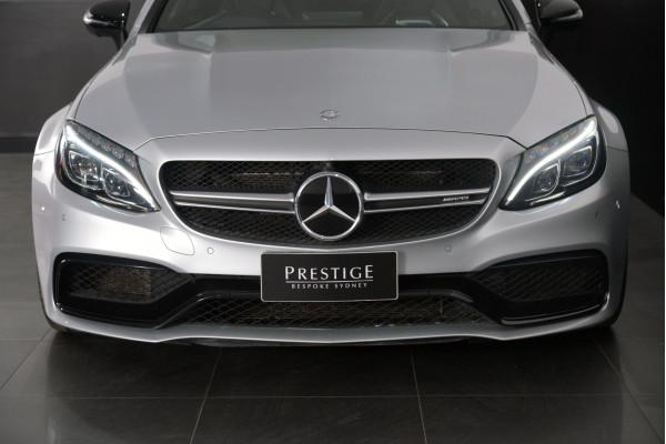 2017 Mercedes-Benz C Mercedes-Amg C 63 S Auto 63 S Coupe Image 3