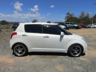 2007 Suzuki Swift RS415 S Hatchback