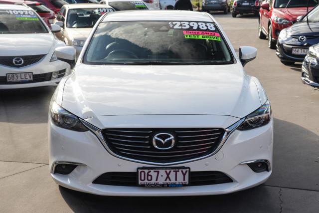 2017 Mazda 6 GL1031 Touring Sedan Image 3