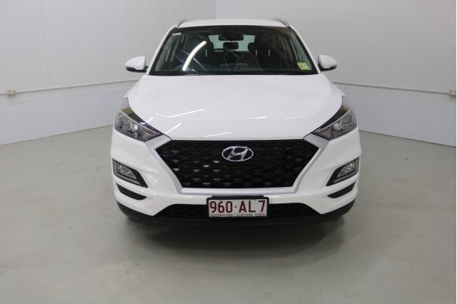 2020 MY21 Hyundai Tucson TL4 MY21 ACTIVE Suv Image 2