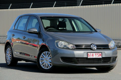 Volkswagen Golf 90TSI Trendline VI MY10