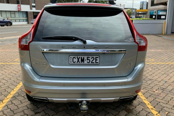 2015 Volvo XC60 DZ MY15 D5 Geartronic AWD Luxury Suv Image 5