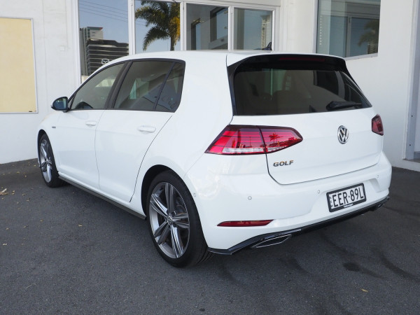 2019 MY20 Volkswagen Golf 7.5 MY20 110TSI Hatch