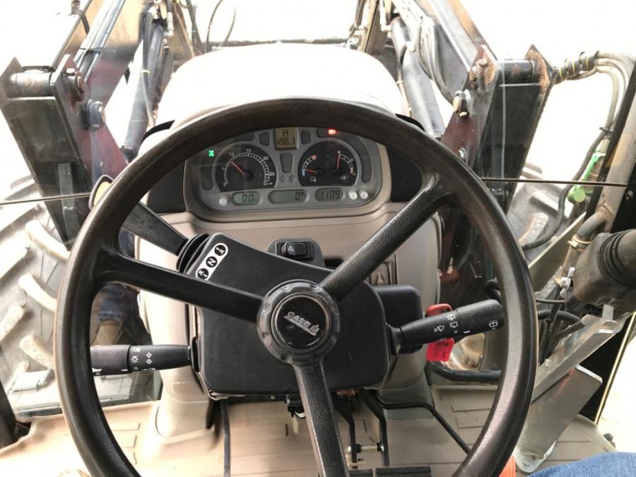 2011 Case IH MAX110 Tractor crawler Image 4