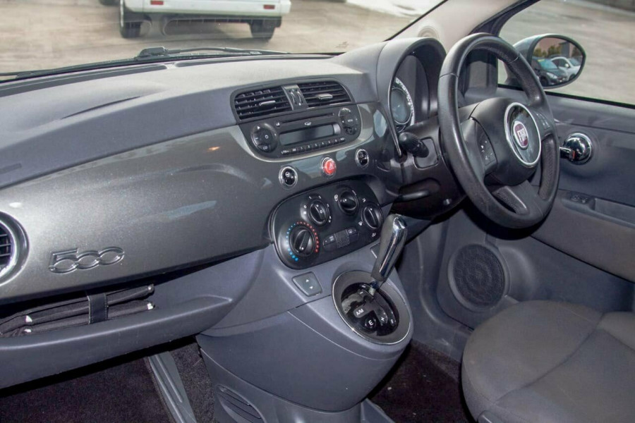 2013 Fiat 500 MY13 POP Hatchback Image 8