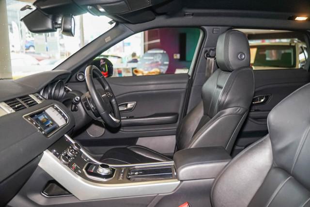 2016 Land Rover Range Rover Evoque L538 MY16.5 TD4 150 Pure Suv Image 12