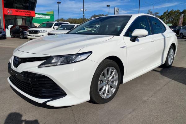 2019 Toyota Camry AXVH71R Ascent Sedan Image 4