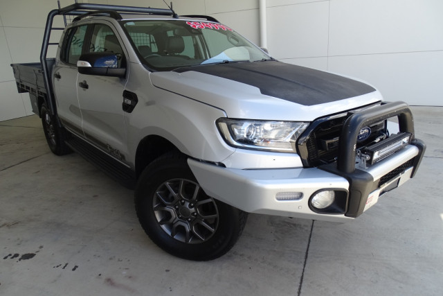 2017 Ford Ranger 4x4 FX4 Special Edition