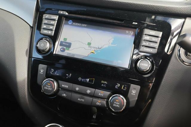2018 Nissan Qashqai J11 Series 2 Ti X-tronic Suv Image 17