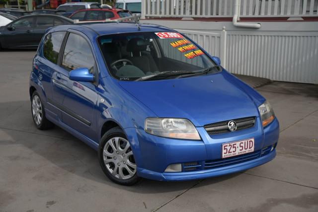 2006 Holden Barina TK Hatchback Image 2