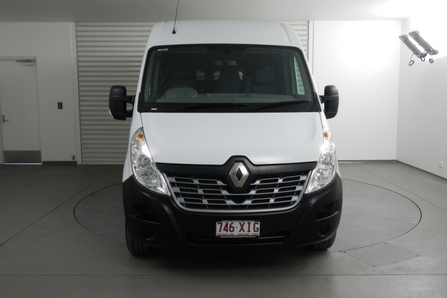 2017 Renault Master X62 X62 Van Mobile Image 2