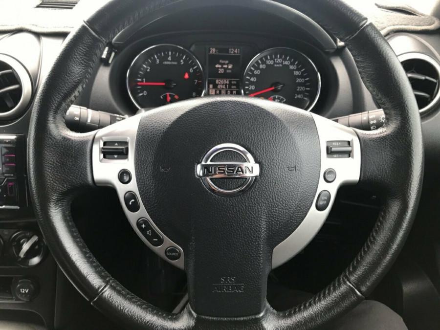 2012 MY10 Nissan Dualis J10 Series II MY2010 ST Hatch X-tronic Hatchback