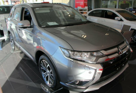 Mitsubishi Outlander Exceed AWD ZL MY18.5