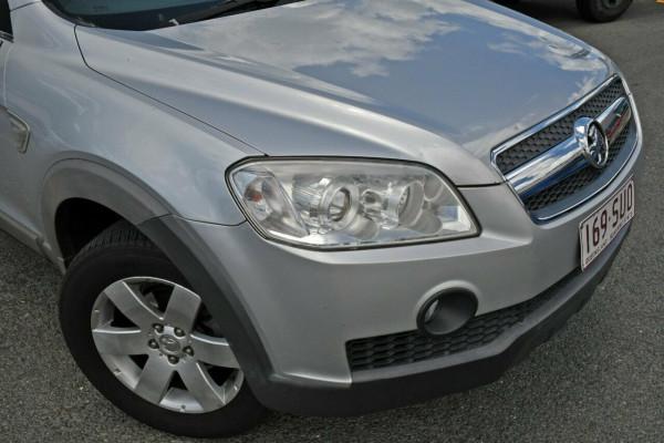 2009 Holden Captiva CG MY09 CX AWD Suv Image 2