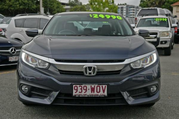 2016 Honda Civic 10th Gen VTi-S Sedan Image 2